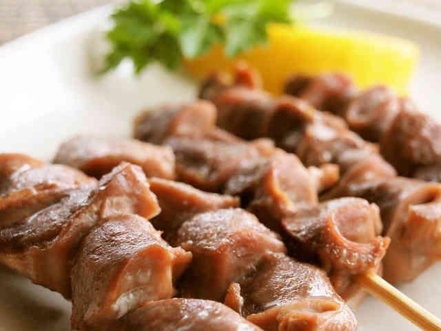 簡単に砂肝の焼き鳥 レシピ レシピ 料理 レシピ 砂肝 レシピ