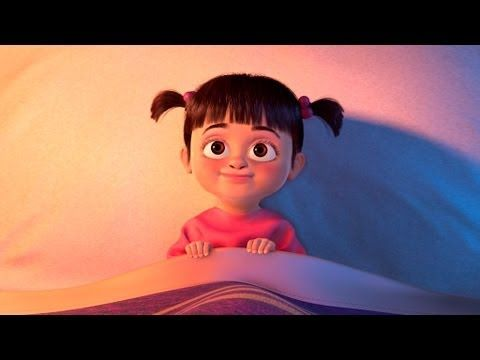 Mesmerizing Song Made Almost Entirely Out Of Boo S Giggles From Monsters Inc Monsters Inc Boo Monsters Inc Pixar Theory