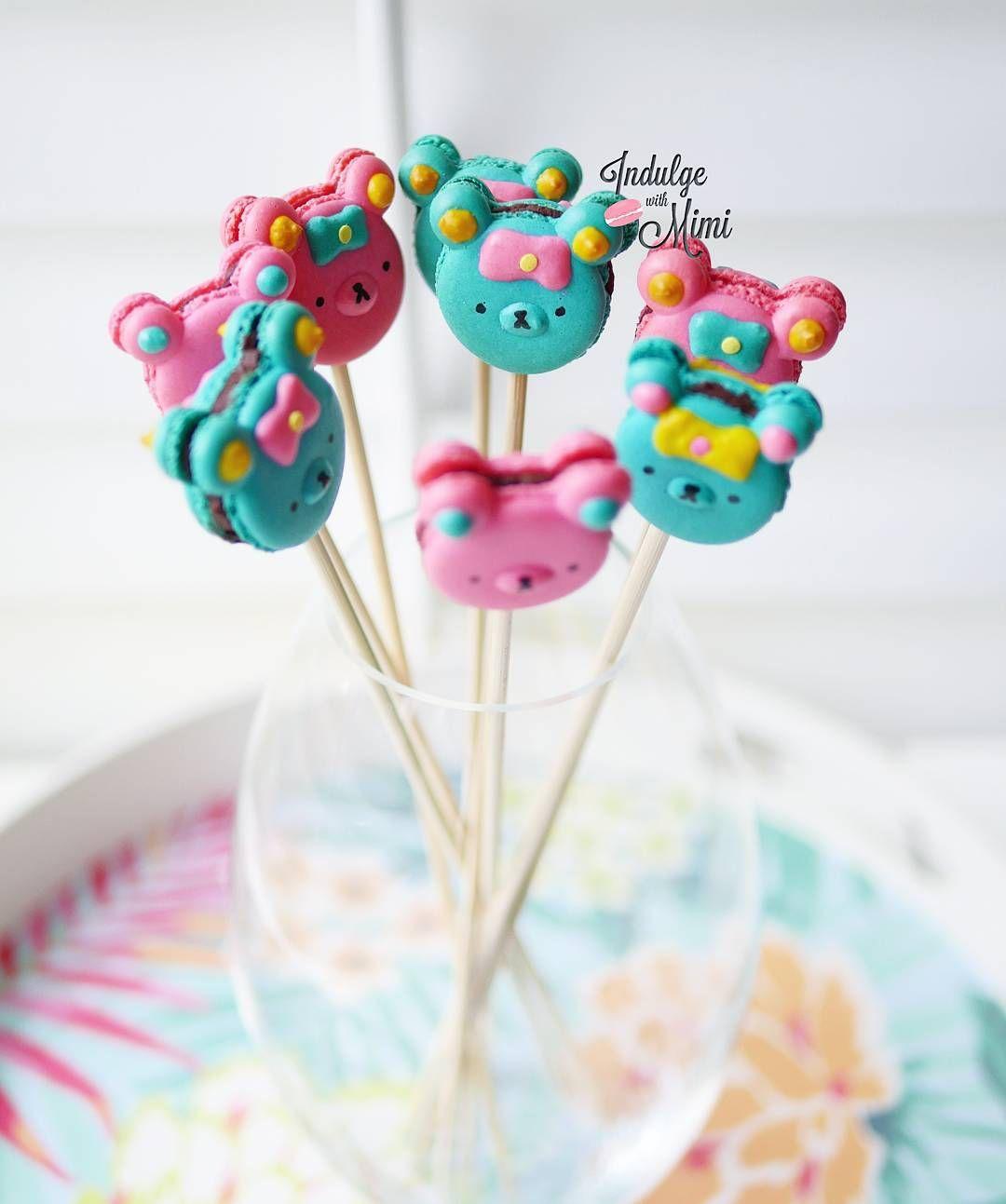Amazing macarons!