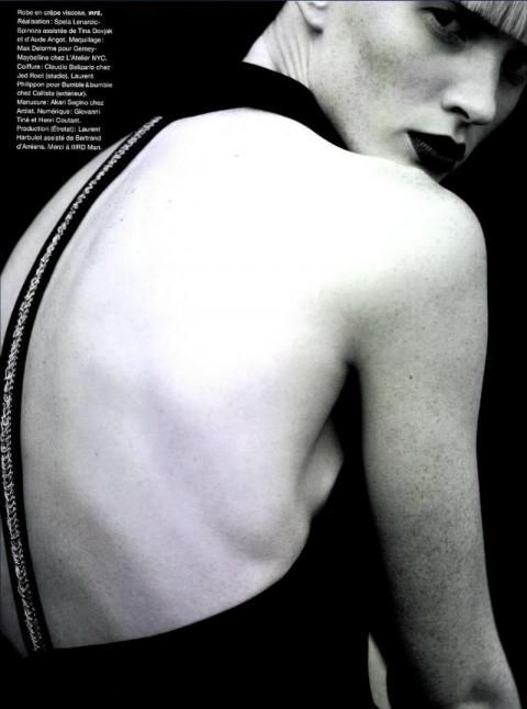 MAX DELORME for Numero May 2012