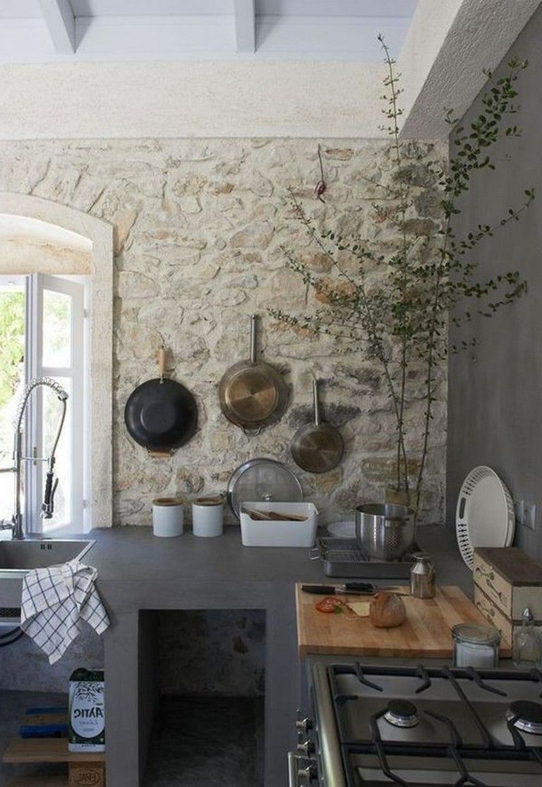 cool stone wall interior designs design pinterest and also rh
