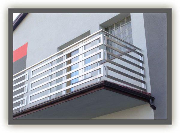 Balustrady Szklane Warszawa Balustrady Nierdzewne Balustrady Stalowe Warszawa Barierki Balcony Railing Design Balcony Glass Design Porch Design