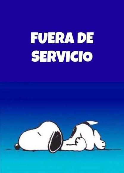 Fuera De Servicio Snoopy Buenas Noches Buenas Noches Frases