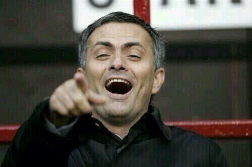 Jose mourinho laughing #cfc | Chelsea memes, Laugh, José ...