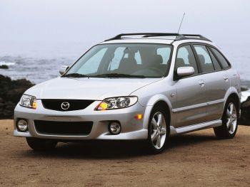 2001–03 Mazda Protegé5 (BJ) '2000–03 | Drive | Mazda, Cars