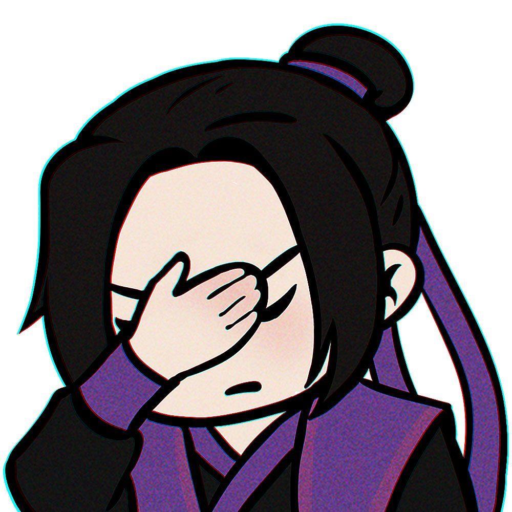 Pin by • Saela • on ปรมาจารย์ลัทธิมาร Anime faces