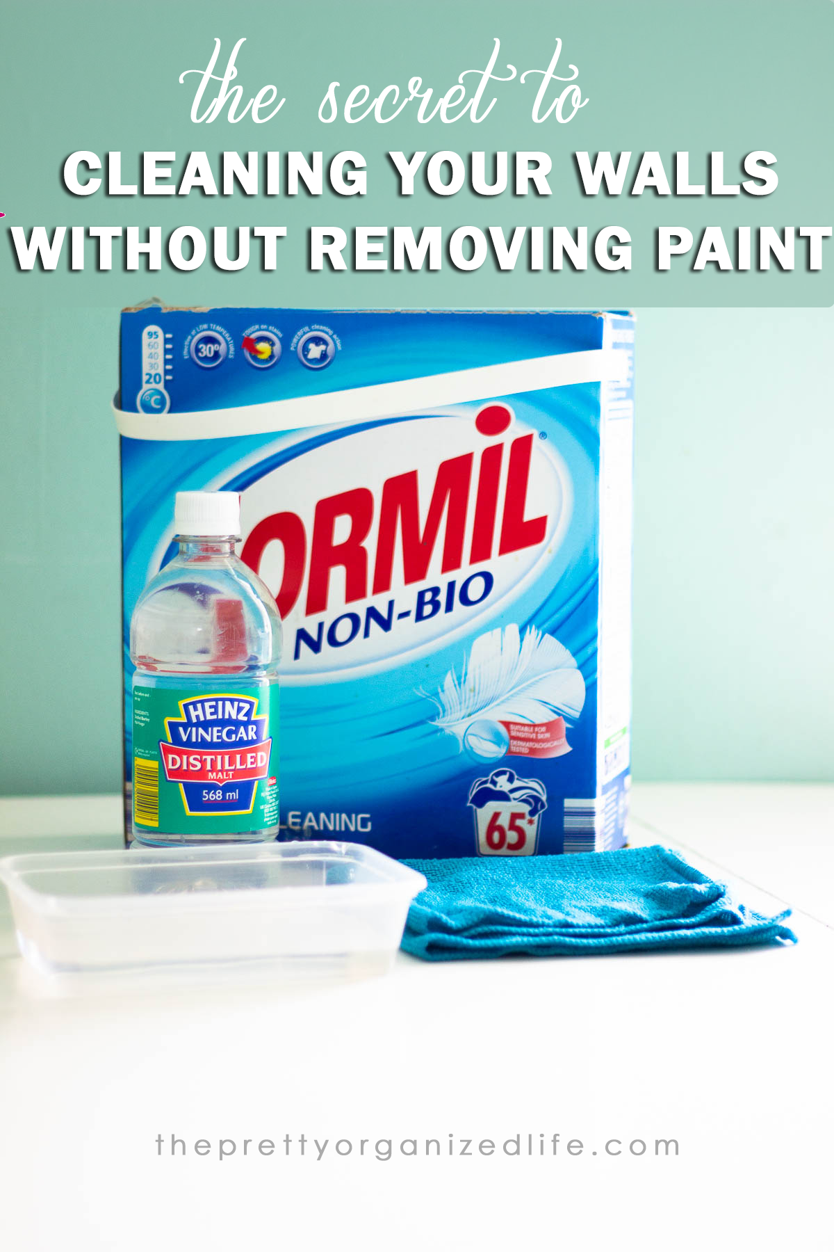 How To Clean Walls Without Removing Paint Off How To Clean Walls Paint Remover Cleaning Walls Cleaning Hacks