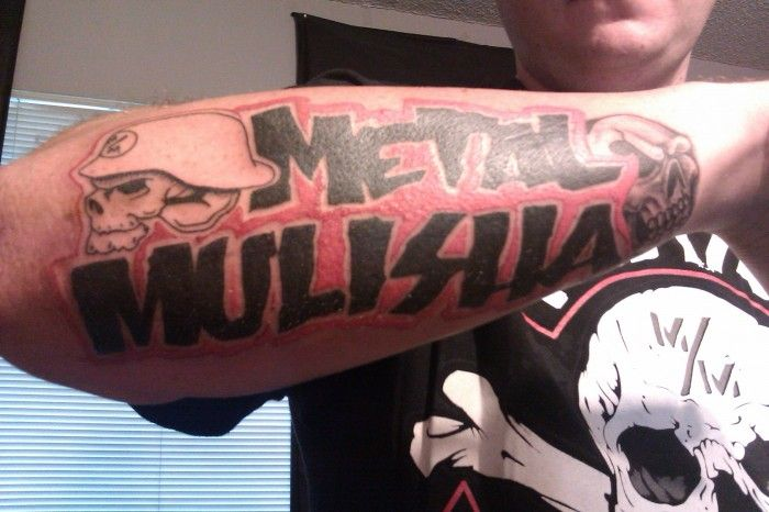 Metal Mulisha Metal Mulisha Tattoos Metal