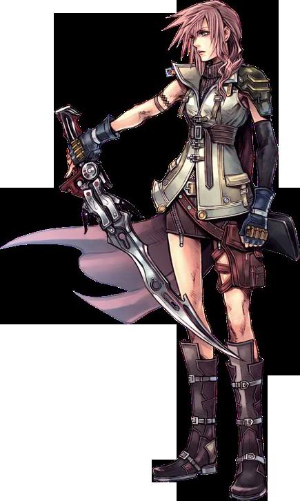 Lightning Dissidia 012 Png 435 726 Arte Final Fantasy Personagens Japoneses Lightning Final Fantasy Xiii