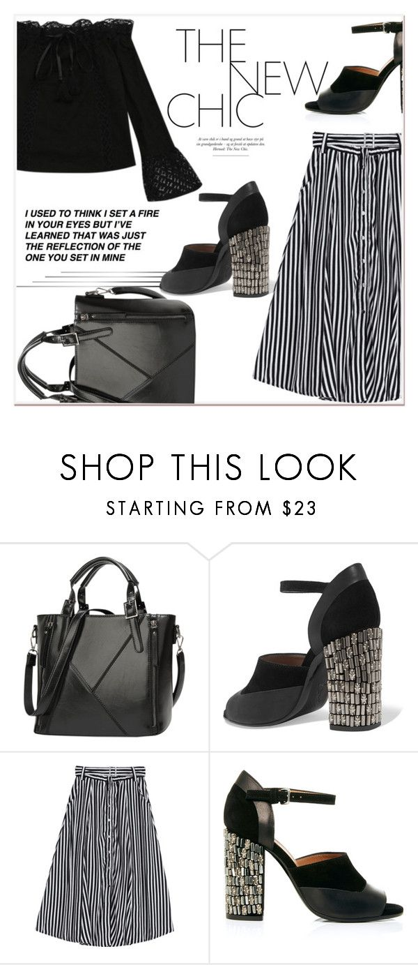 """""""New chic"""" by nerma10 ❤ liked on Polyvore featuring Marni"""