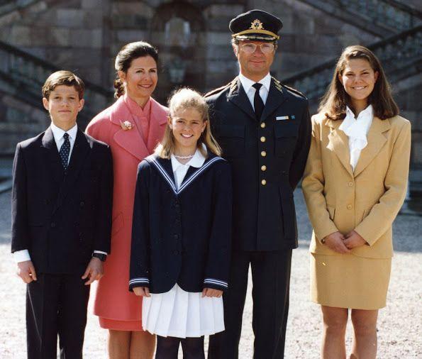 Crown Princess Victoria celebrates her 39th birthday