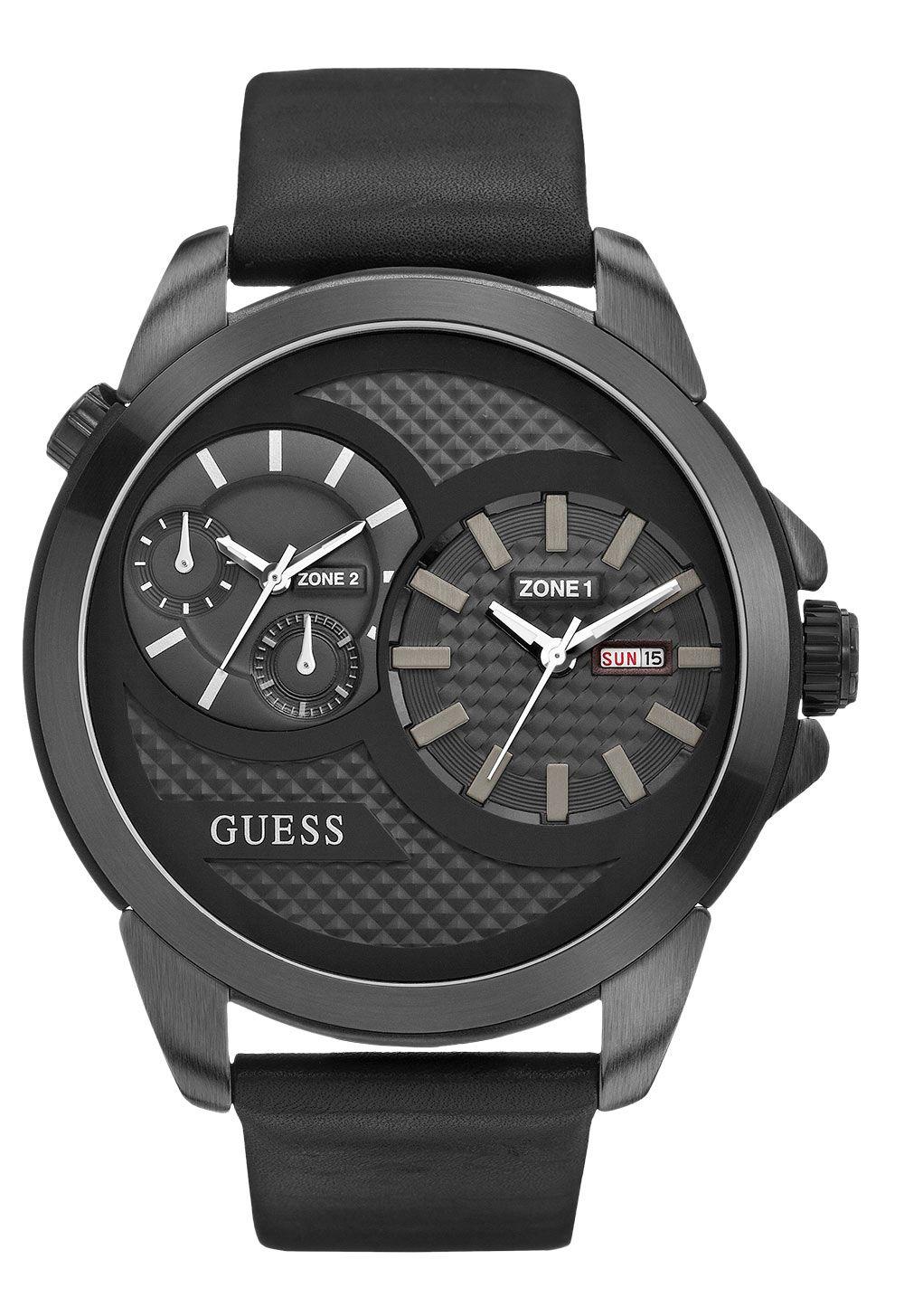 Ανδρικό ρολόι GUESS W0184G1 διαμέτρου 54mm 1926feb0739