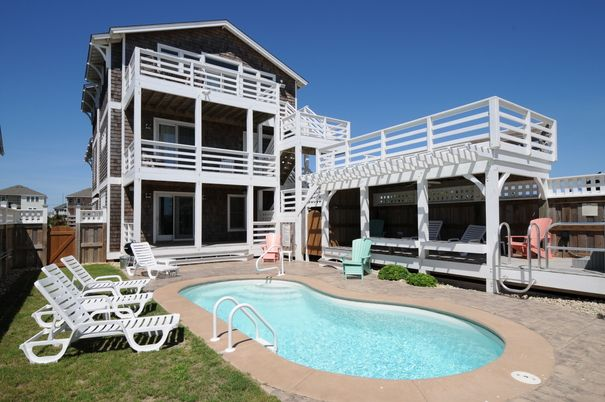 Kill Devil Hills Vacation Rental Belle Of The Beach 779