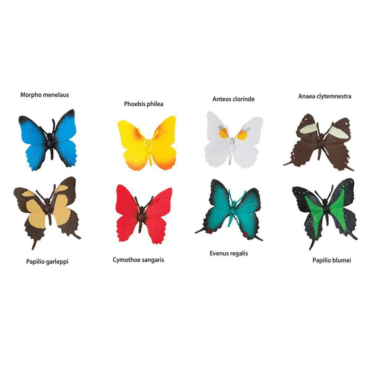 butterflies toob mini figures safari ltd butterfly and animal