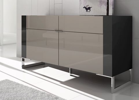 Porto Contemporary Sideboard Modern Furniture Modern Sideboards Modern Sideboard Sideboard Decor Furniture