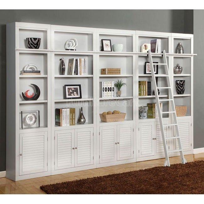 Charmant Boca Modular Bookcase Wall