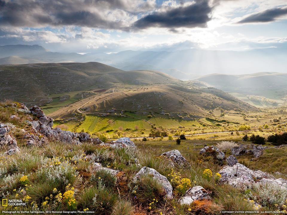 Abruzzo through the lens of National Geographic Paesaggi