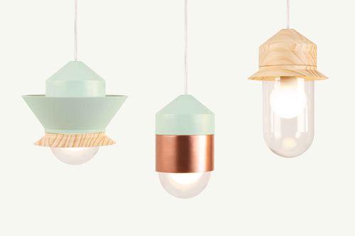 Mix-n-Match lighting from Sputnik Design Studio