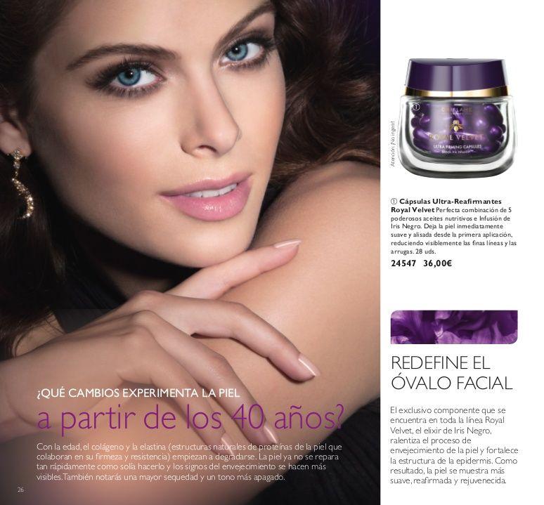 Con 5 poderosos Aceites nutritivos e Infusión de Iris Negro. Deja la piel inmediatamente suave, alisada desde la primera aplicación. http://www.bellezacomercial.com