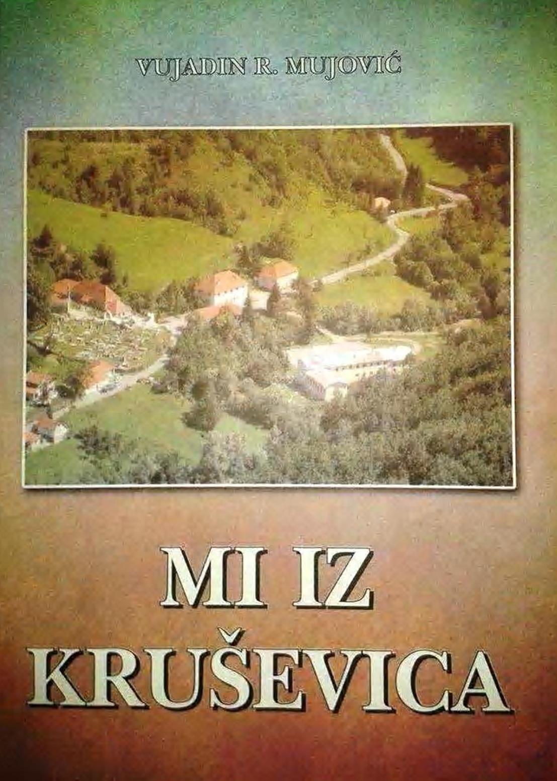 Koрице Књиге Мујовића из Крушевица