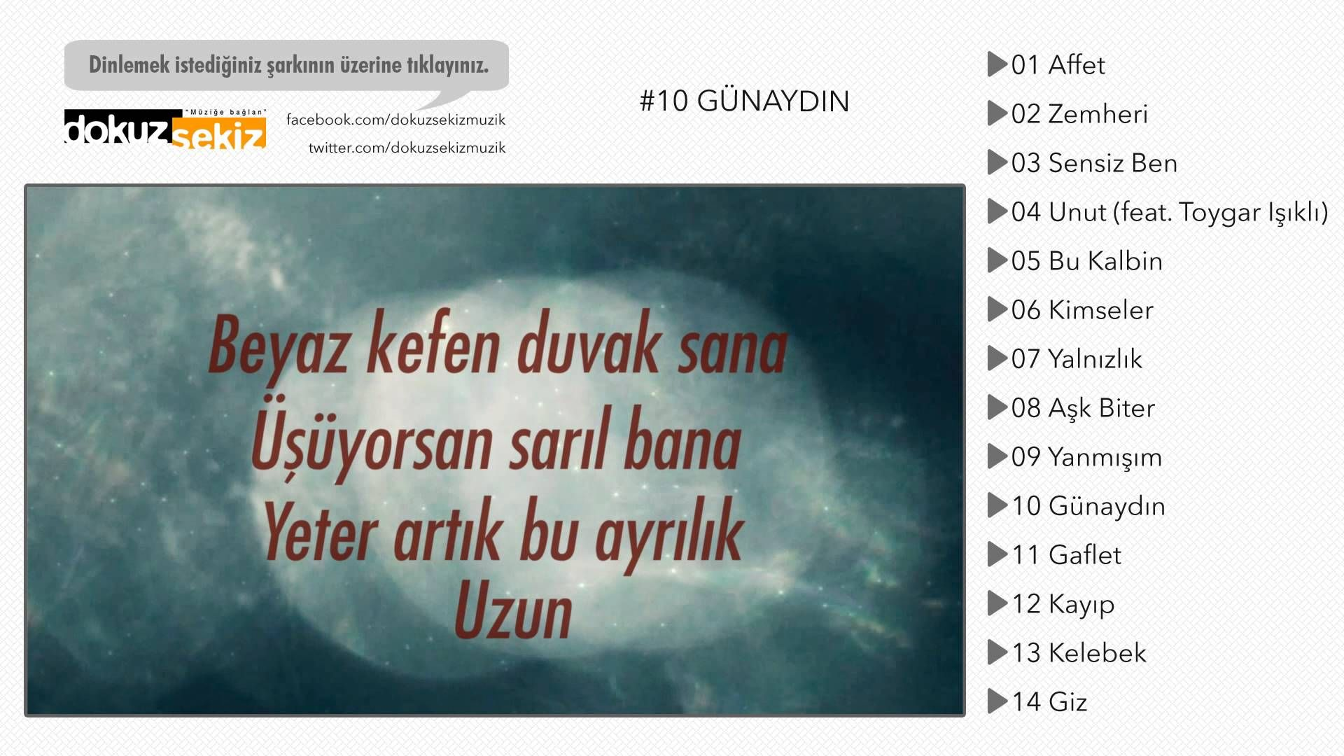 Pera Gunaydin Lyric Video Pera