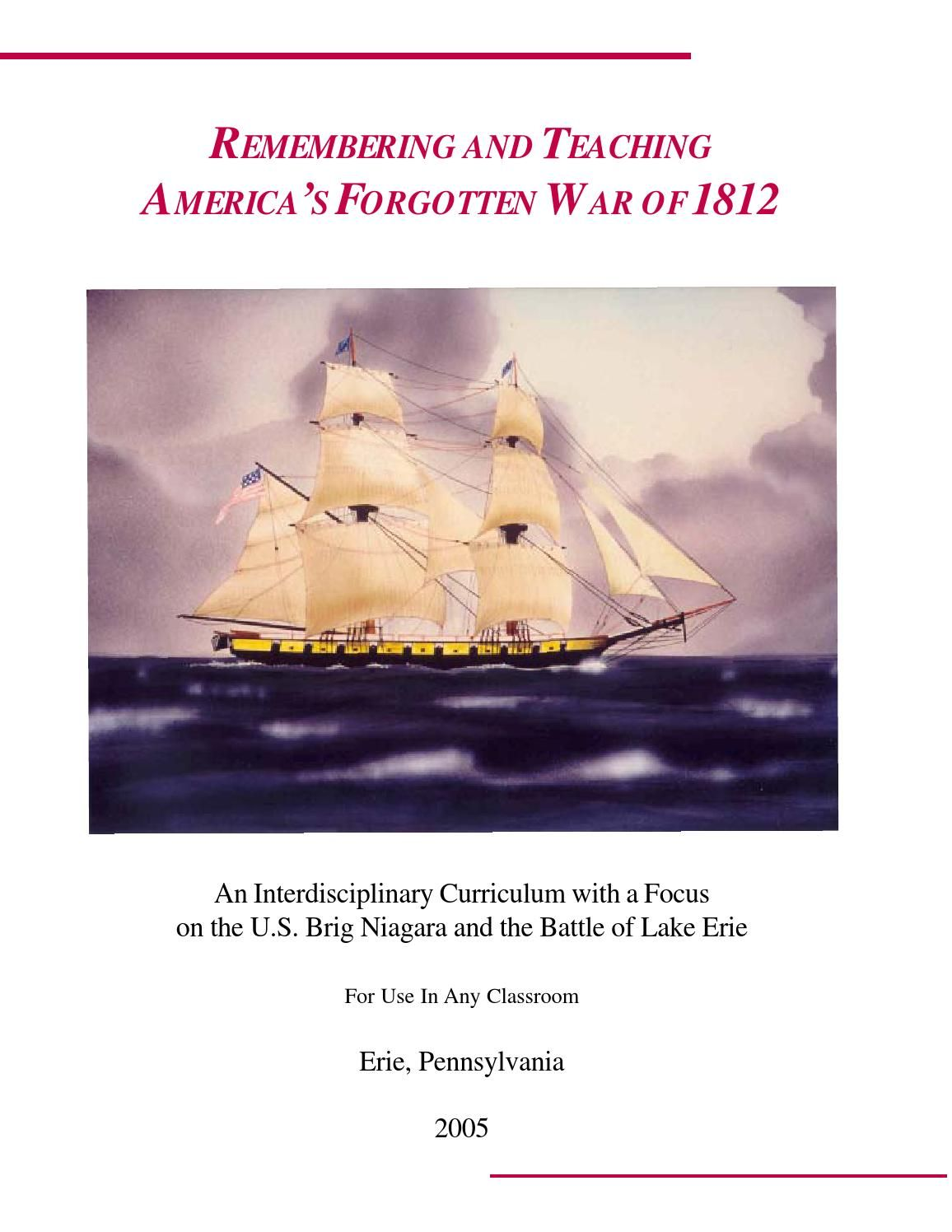 Remembering And Teaching America S Forgotten War Of