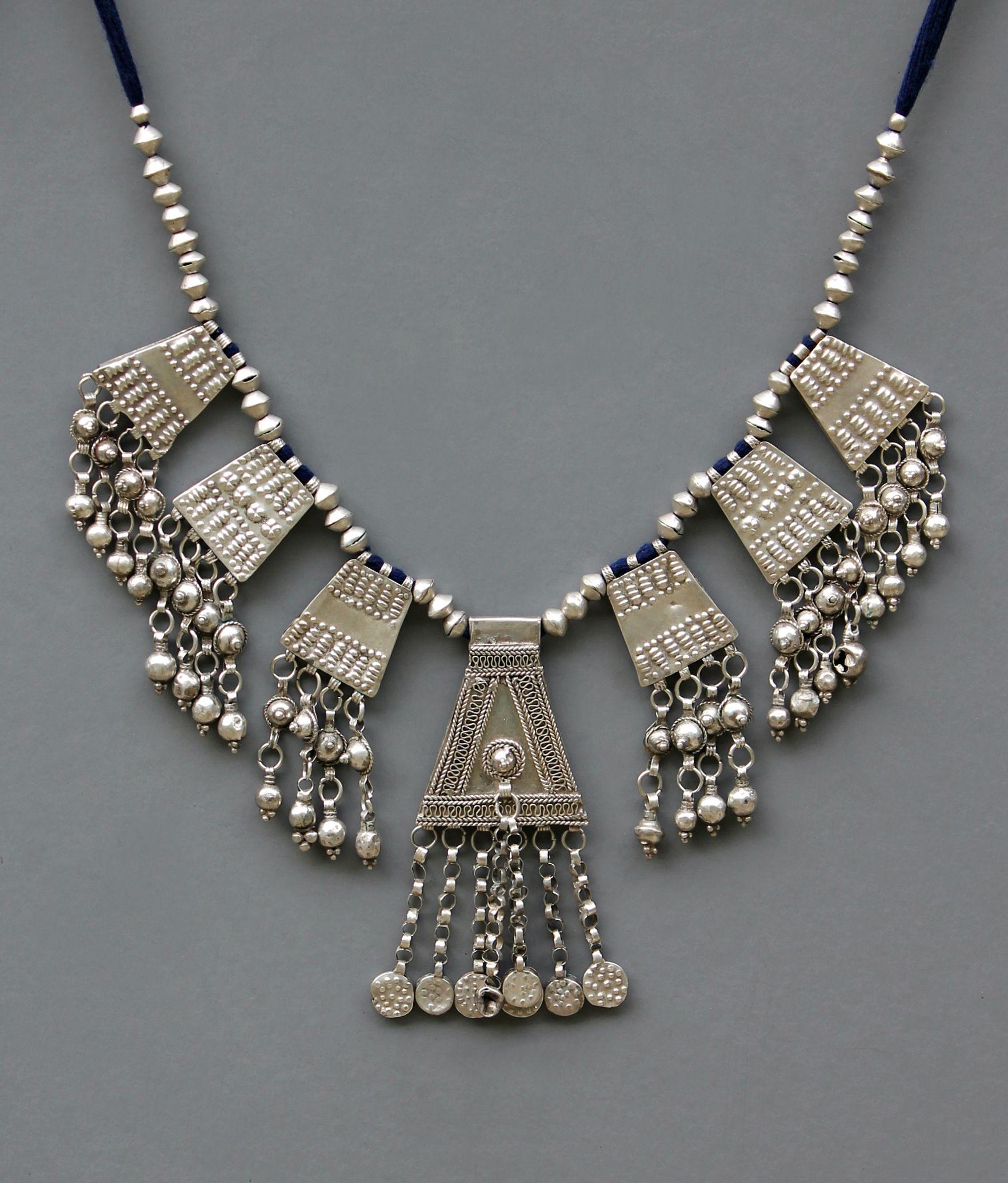 Ethiopian Silver Pendants
