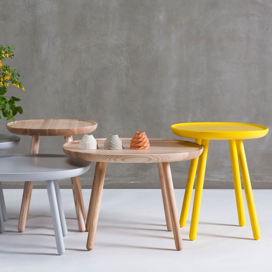 Simple, Sophisticated Side Tables by EMKO designed in Lithuania ...