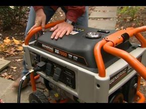 How to Install a Transfer Switch for a Portable Generator ...