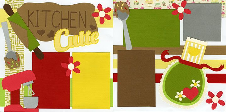 Kitchen Cutie 0817 | Out On A Limb Scrapbooking ...