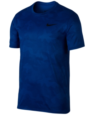 NIKE MEN S DRY LEGEND CAMO-PRINT TRAINING T-SHIRT.  nike  cloth ... 195c393be4ac3