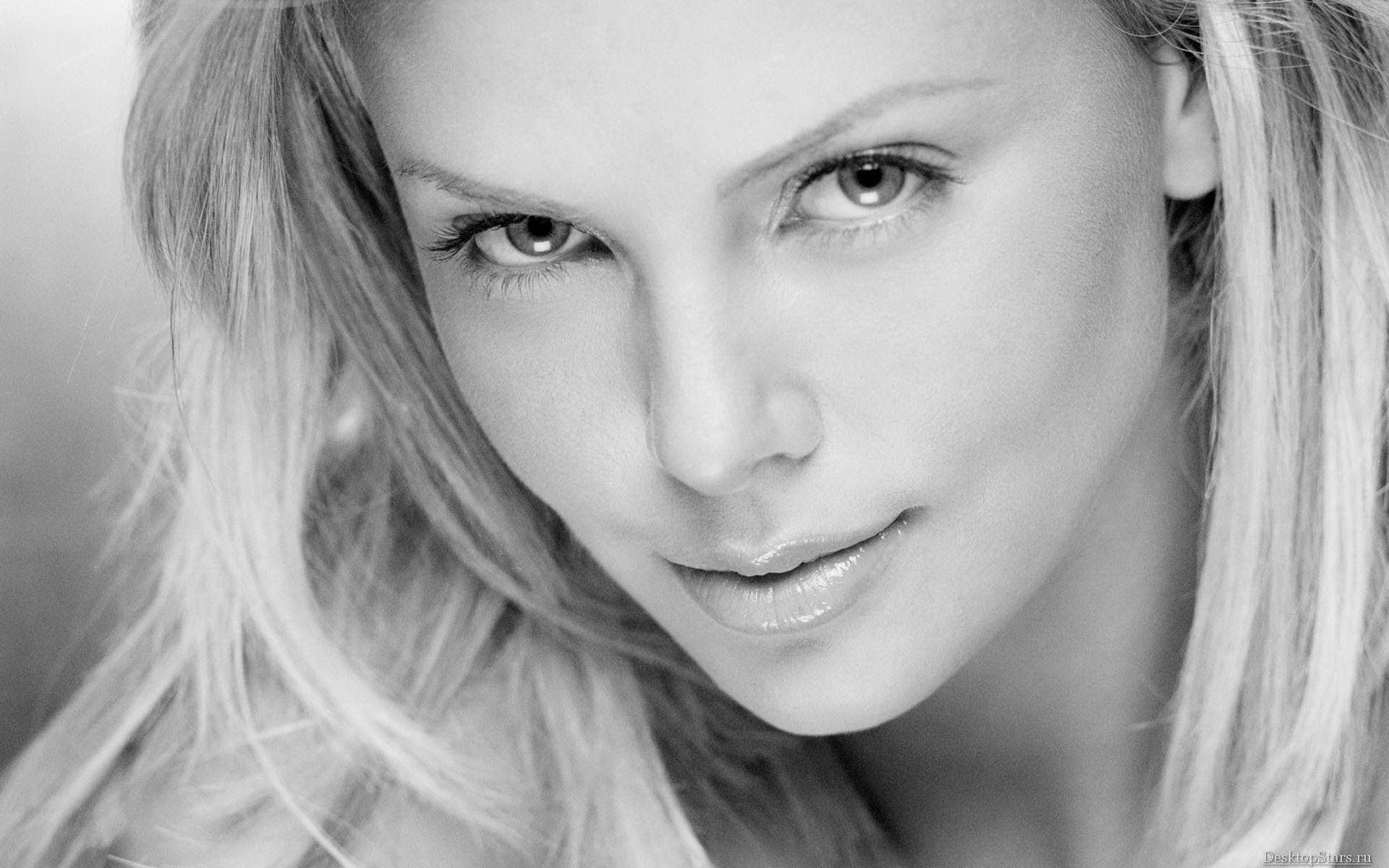 Charlize Theron   Beautiful young lady!!