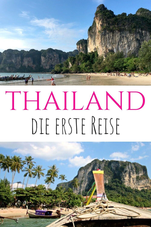 Vacaciones en Tailandia para principiantes: 18 consejos de viaje (más ruta para el viaje de ida y vuelta)