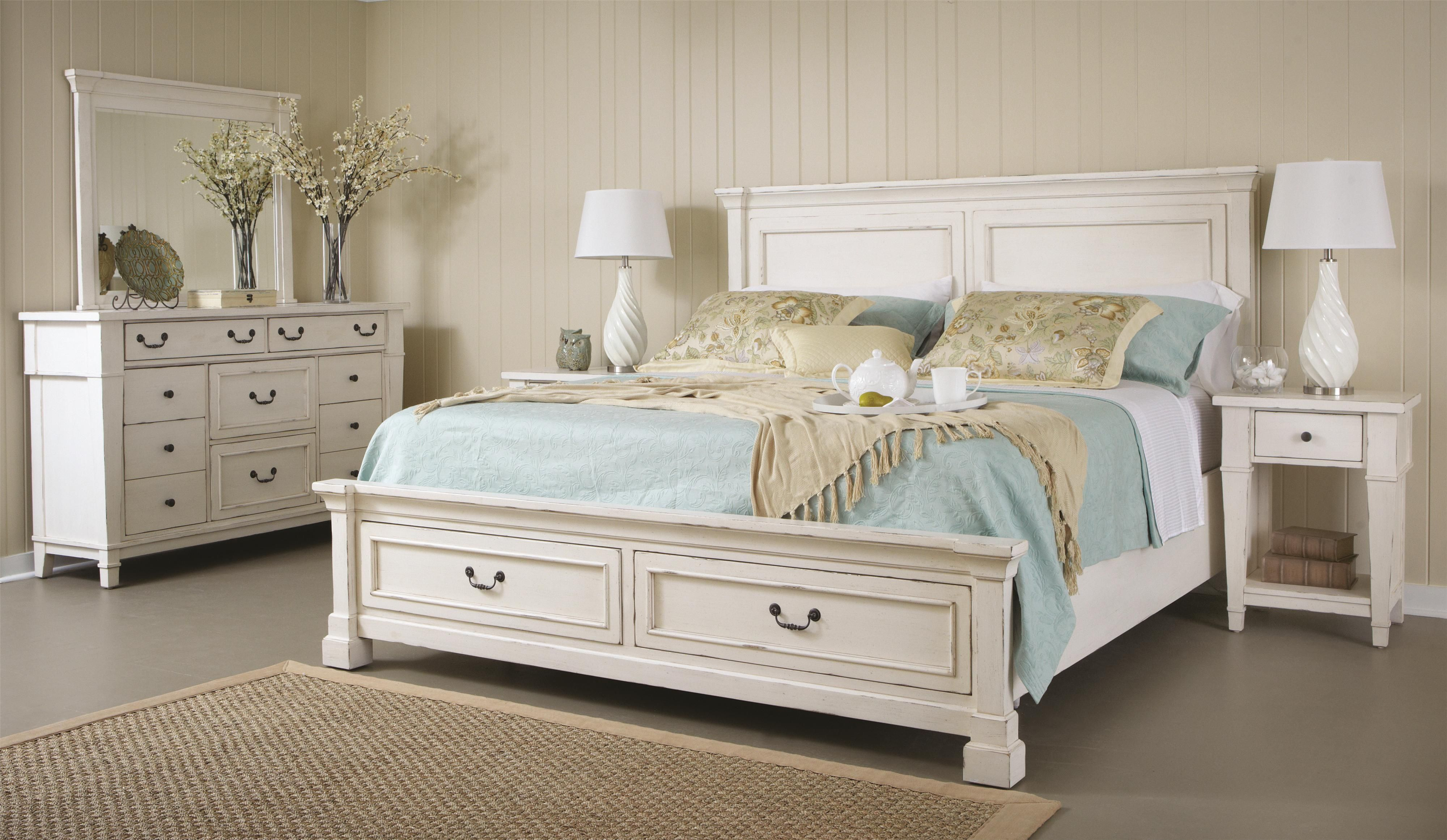 Gahs Folio 21 Stoney Creek Queen Bed At Great American Home