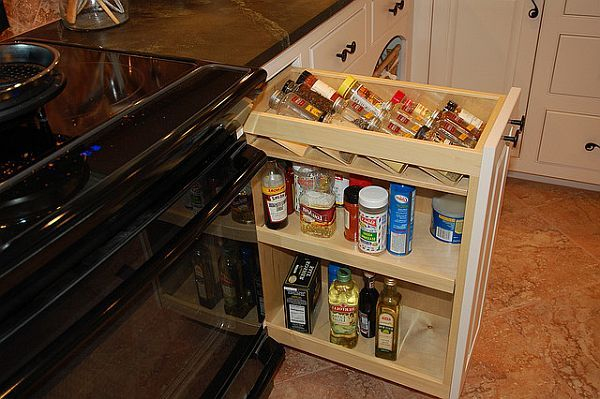 Kitchen storage ideas: organize drawers & pullout pantries pinterest