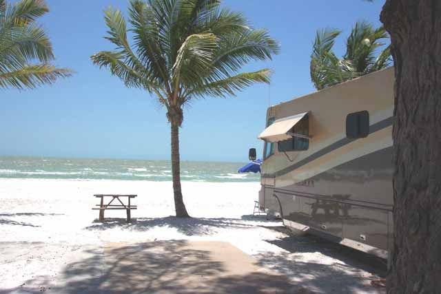 Fort Myers Beach Red Coconut Rv Park Places I Ve Been