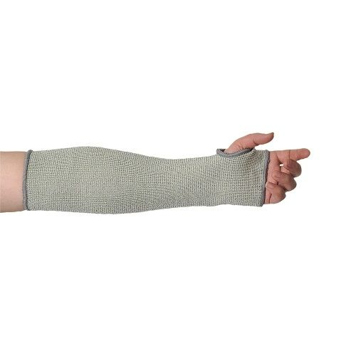 Hand Arm Protective Gear Workwear Safety Arm Warmers NEW 18 inch Kevlar Sleeves