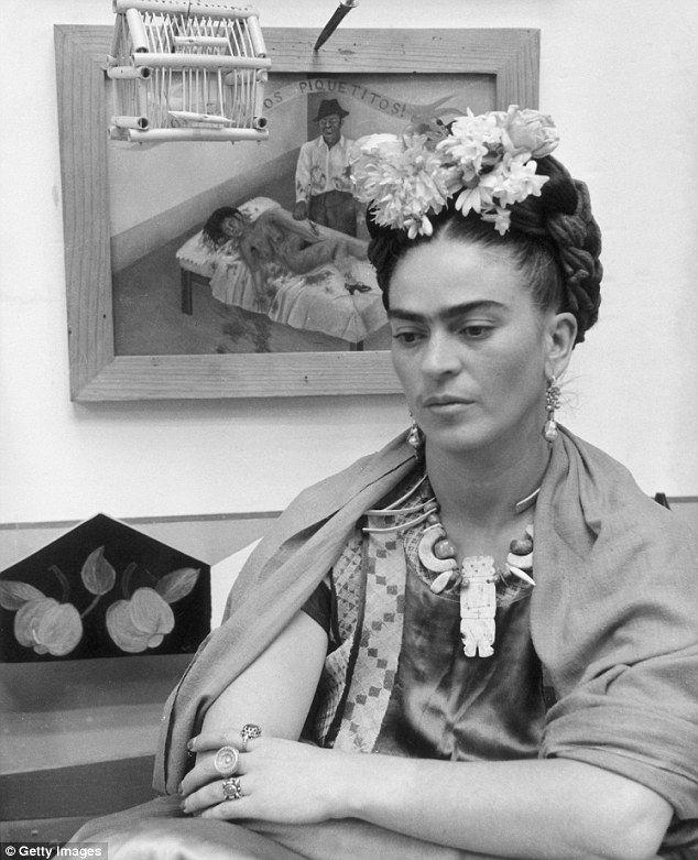 Kim Kardashian Transforms Herself Into Mexican Artist Frida Kahlo