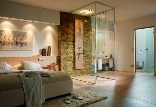 25 Glass Shower Design Ideas And Bathroom Remodeling Inspirations Bedroom Design Contemporary Bedroom Home
