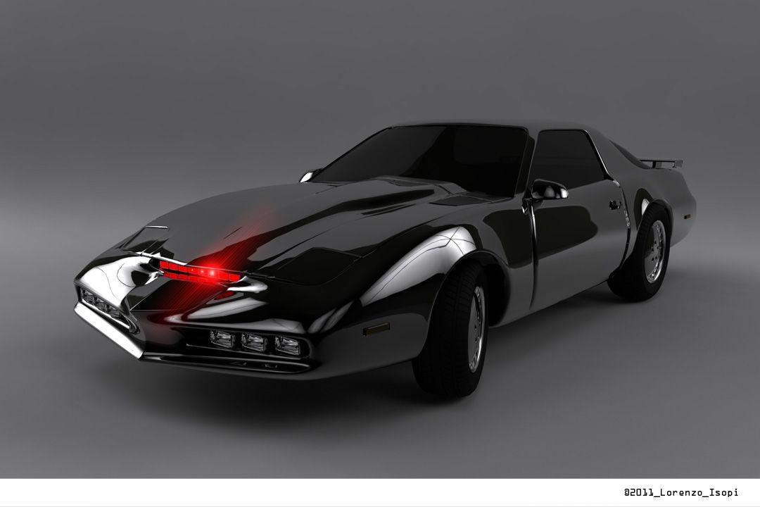 K I T T By Avv3lenato On Deviantart Knight Rider Cars Movie Tv Cars