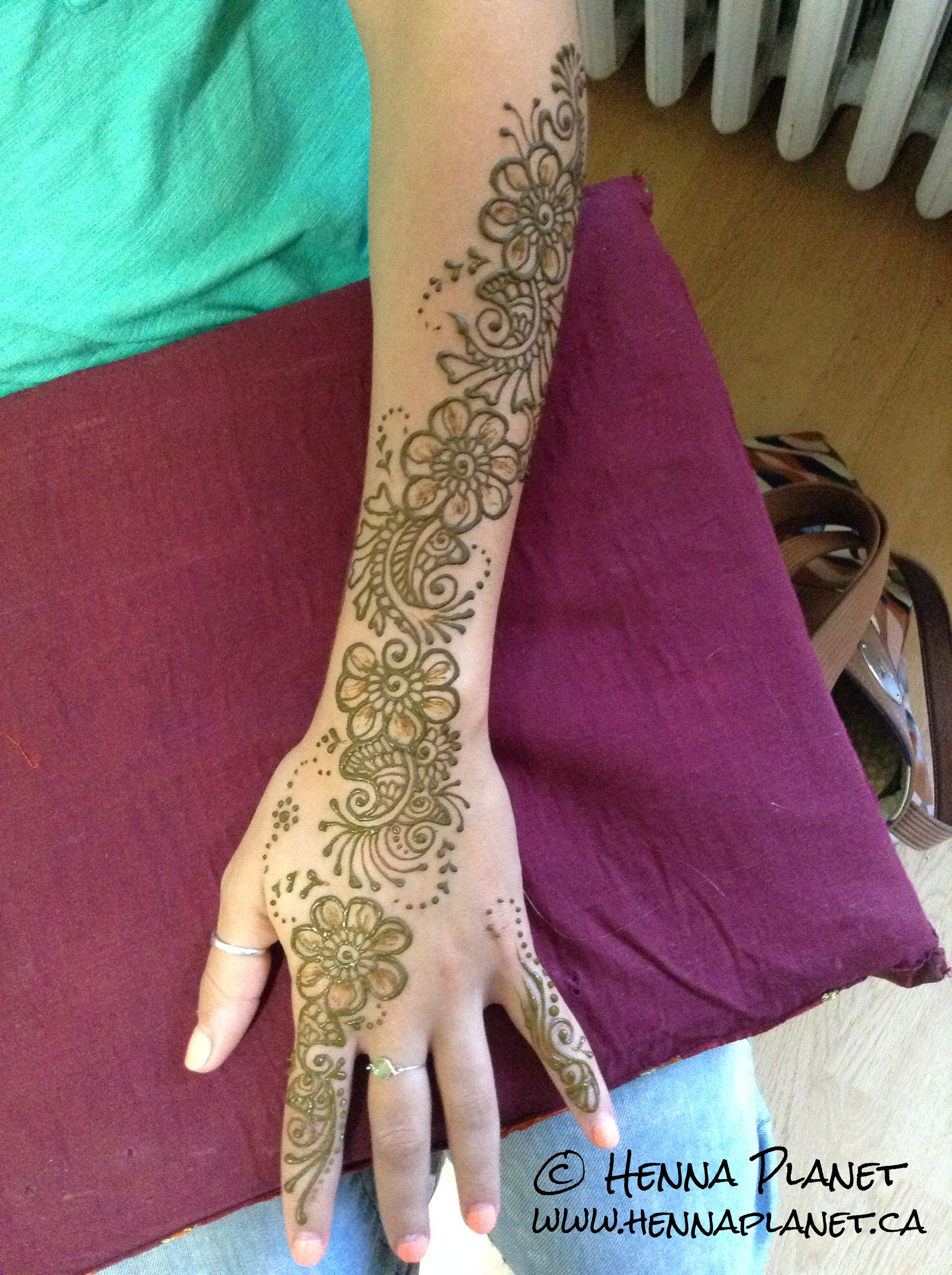 Henna Planet Natural Henna Body Art By Tarquin Singh In Toronto