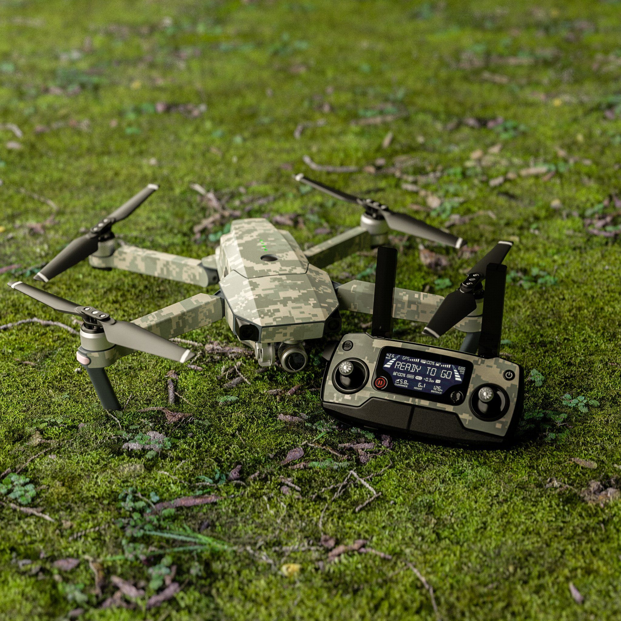 drone camera android