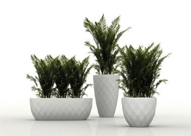 Outdoor Furniture U2013 Vases Isla By Vondom