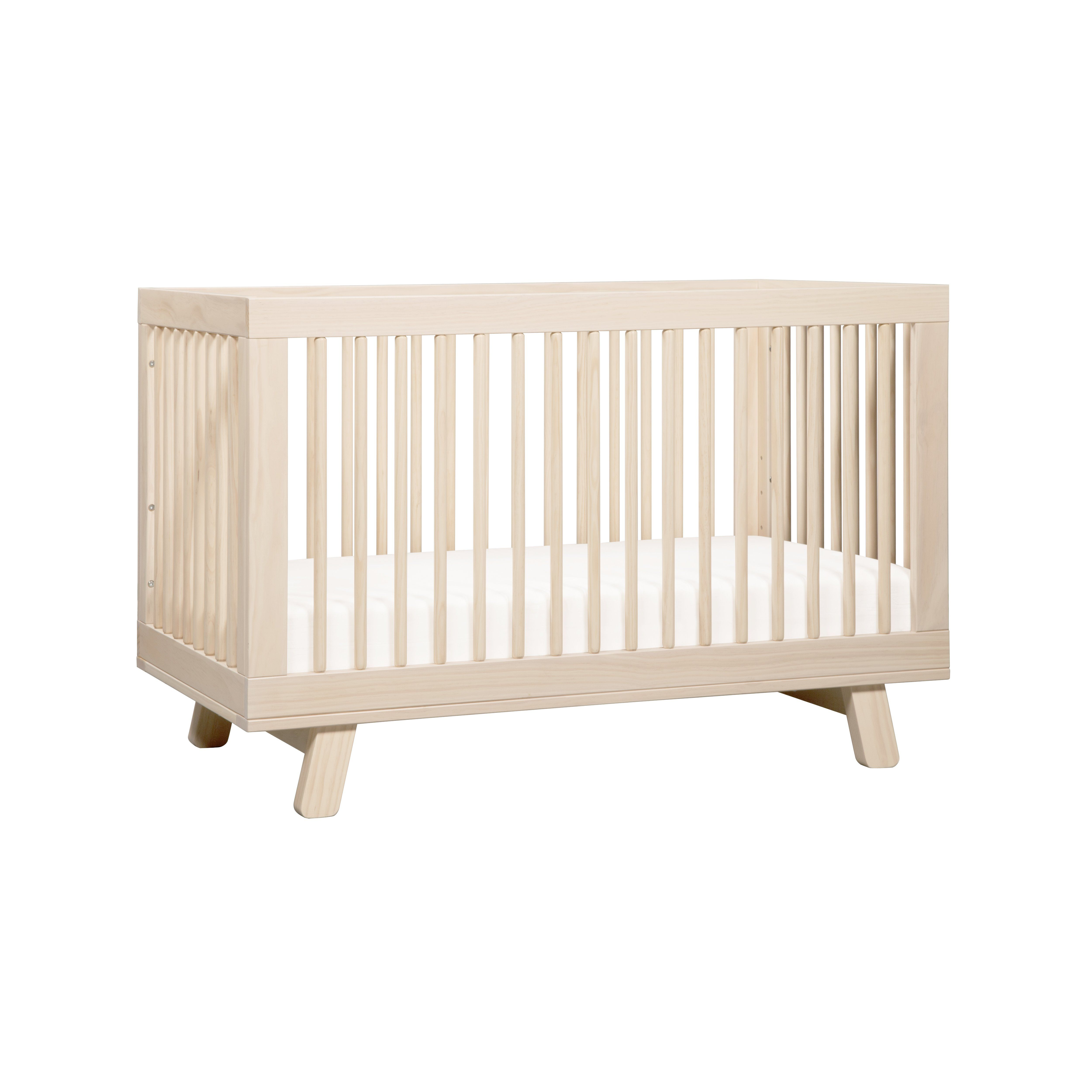 Hudson 3in1 Standard Convertible Crib Cribs