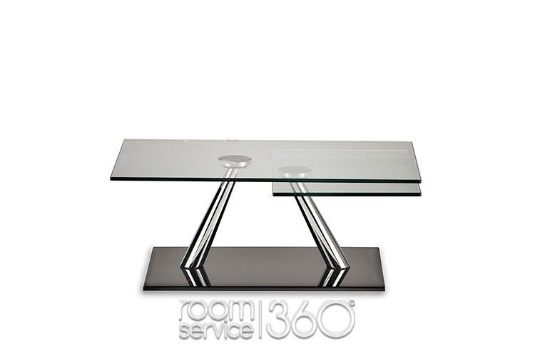 Aqui Coffee Table Quickship Glass Coffee Table Glass Top Coffee Table Glass