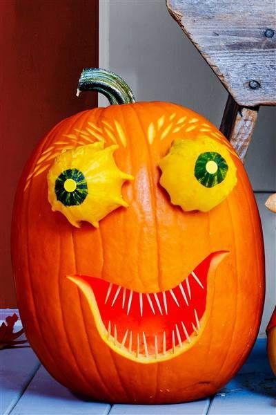 not your average jack o lantern 6 unique pumpkin carving ideas in rh pinterest com unique pumpkin ideas unique pumpkin ideas pinterest