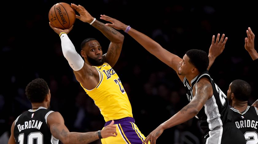 BASKETBALL NBA ⛹️♂️Lakers vs. Spurs ⛹🏾♂️ Résumé du