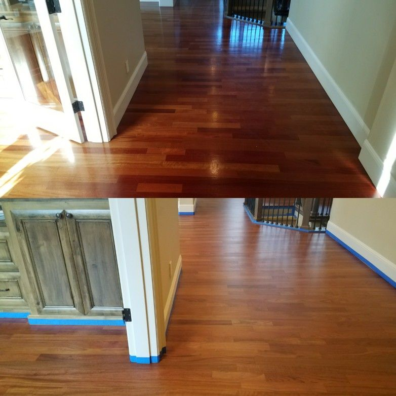 Top 3 1 4 inch brazilian cherry hardwood aged with for Hardwood floors vancouver wa