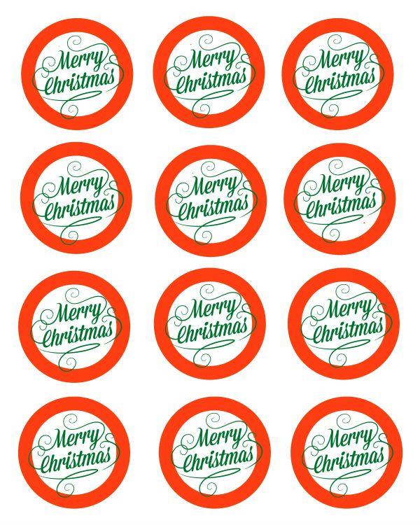 free printable merry christmas mason jar gift labels holidays pinterest christmas mason. Black Bedroom Furniture Sets. Home Design Ideas