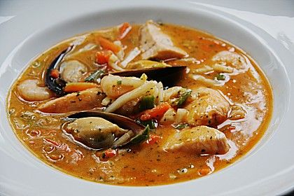 Photo of Albertos fish soup by caralb | chef